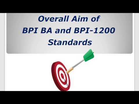 BPI BA vs. BPI-1200 - Lesson #2 - Overall Aim
