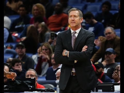 Is New York Knicks coach Jeff Hornacek on the hot seat?