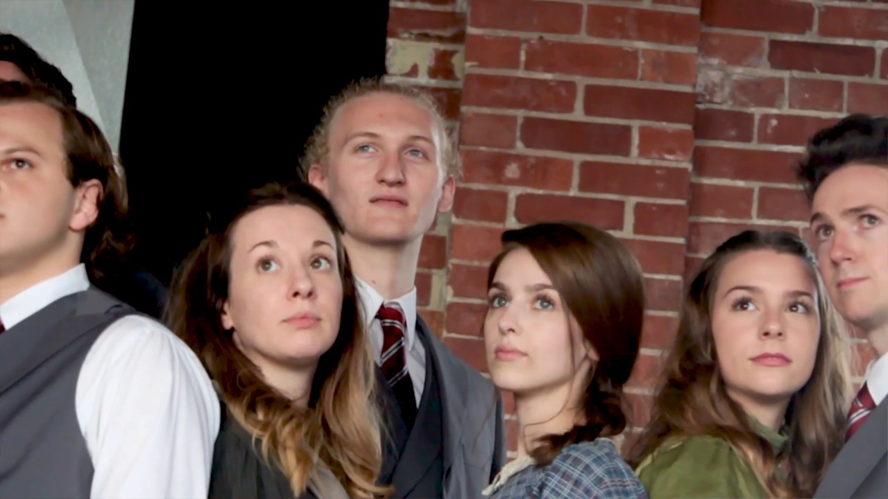 Spring Awakening on the LECOM Stage at the Erie Playhouse