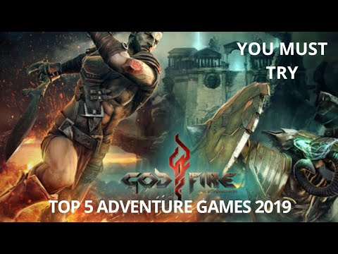 Top  Adventure Games for Android  | High Graphics Android Games [Realistic Graphics]