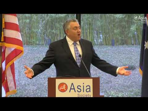 Ambassador Hockey Highlights Australia-U.S. Relations and Benefits of Free Trade