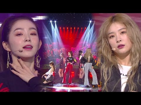 Red Velvet(레드벨벳) - RBB(Really Bad Boy) @인기가요 Inkigayo 20181216