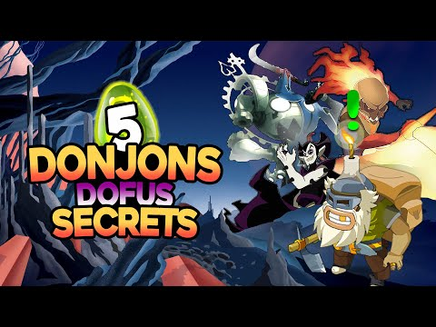 5 DONJONS SECRETS