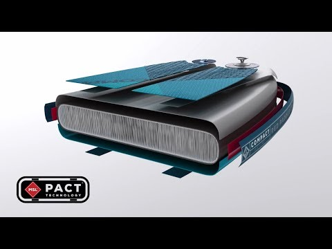 "9'6"" Compact - Introducing PACT™ Technology"