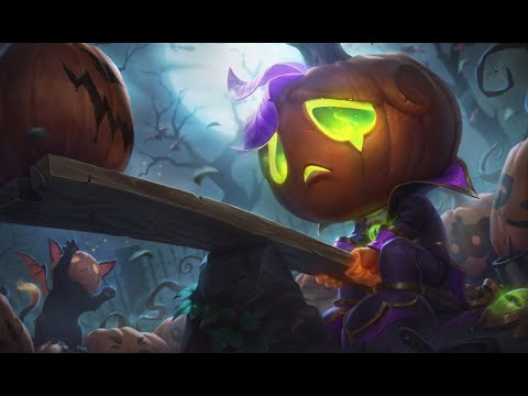 Pumpkin prince Amumu - Is it worth your RP?