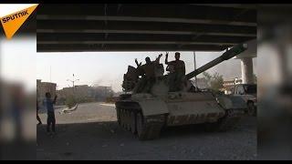القوات العراقية تعلن عن تحرير الفلوجة بالكامل