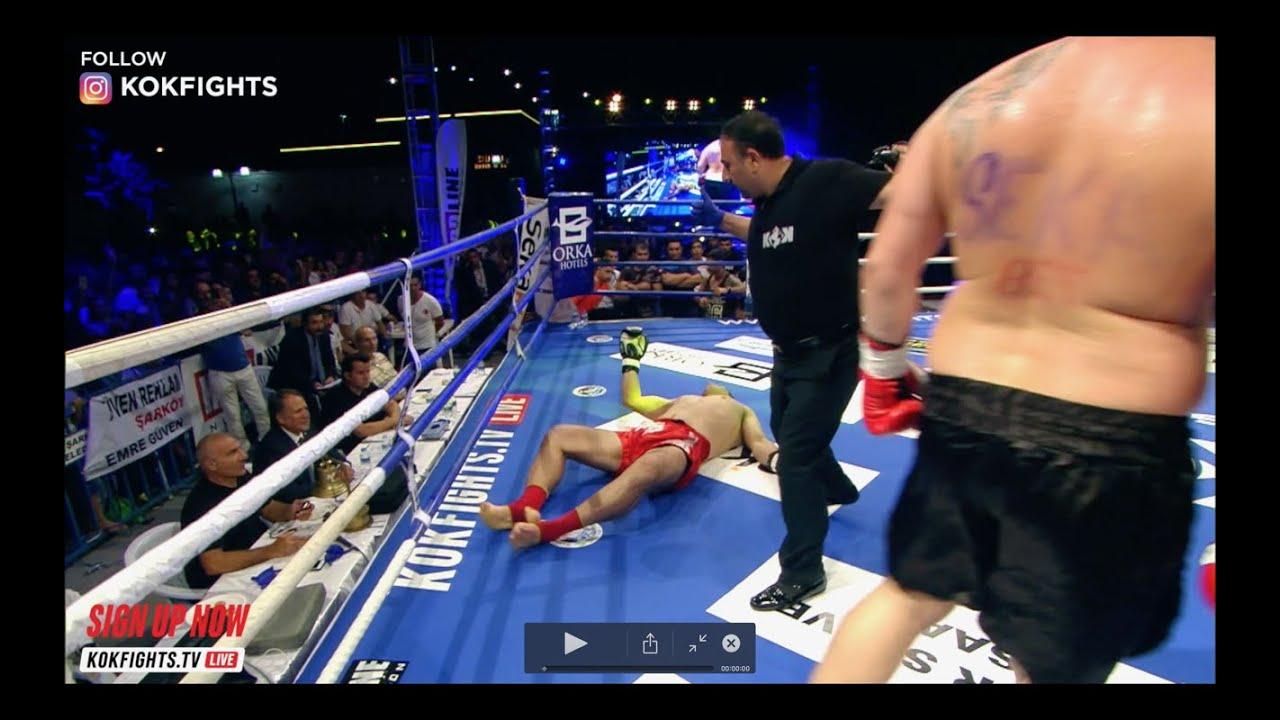 FULL FIGHT/ Flashback❗️KOK TURKEY / H.NOROUZIAN vs M.AKIN