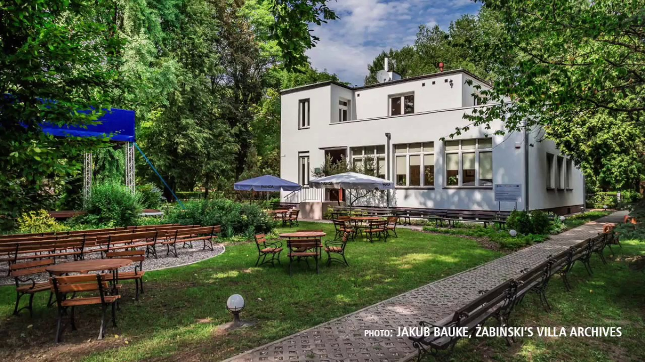 The Żabińskis Villa At Warsaw ZOO YouTube - Where is warsaw