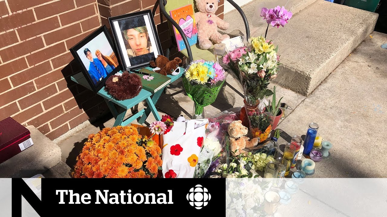 WATCH LIVE: The National for Wednesday, Oct. 9, 2019  — Stabbed teen remembered, Syria attacked
