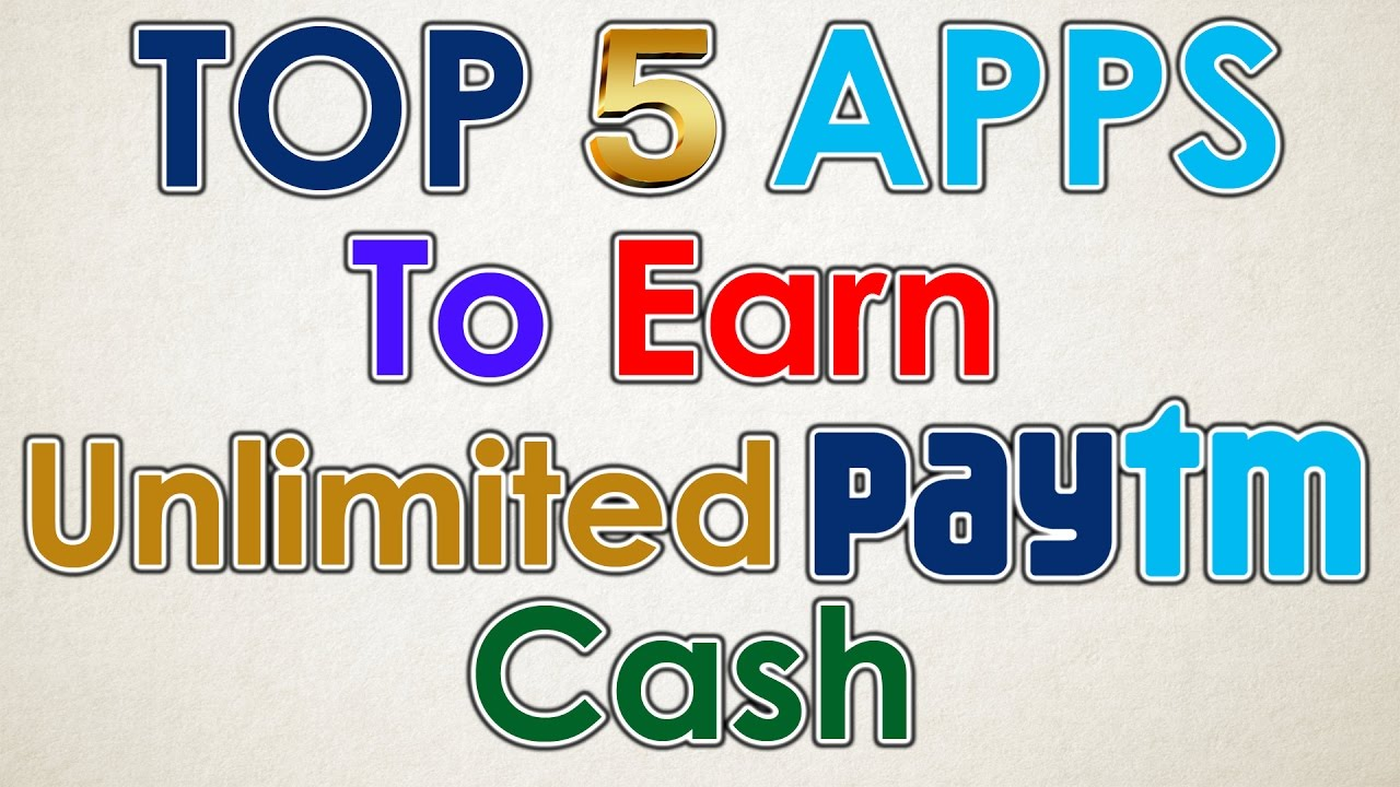 Image result for paytm cash earning apps