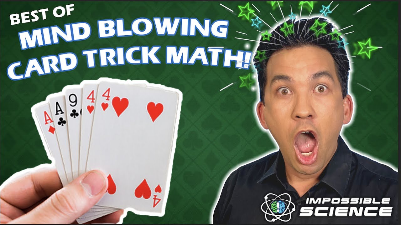 Predict The Future With Card Trick Math! | Best Of Impossible Science