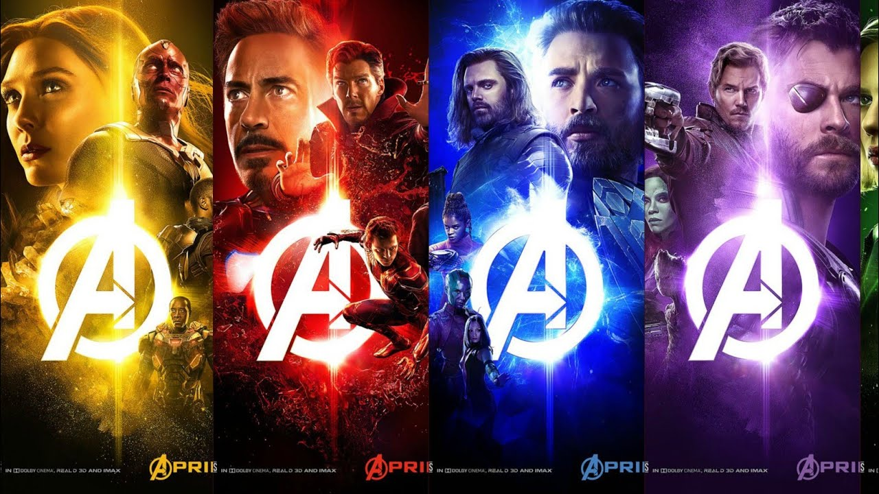 avengers infinity war: hd wallpaper - youtube