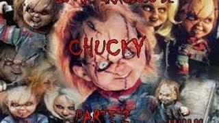 lo mas gracioso de chucky 2 parte