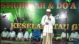 Gus Ali ( KH Agus Ali Masyhuri ) Nov 2015 ; Dahsyatnya Istighfar & Positif thinking