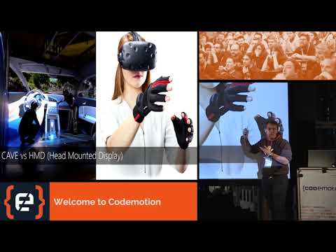 How Augment your Reality - Matteo Valoriani - Codemotion Milan 2017