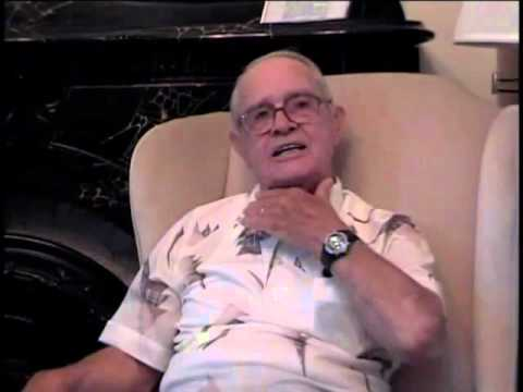 Gerald 'Barney' Ross, Chief Electrician's Mate, US Navy, World War Two, 2003 Interview