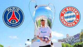 Champions League Vlog aus Lissabon 🇵🇹   ViscaBarca