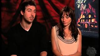 Ti West Talks