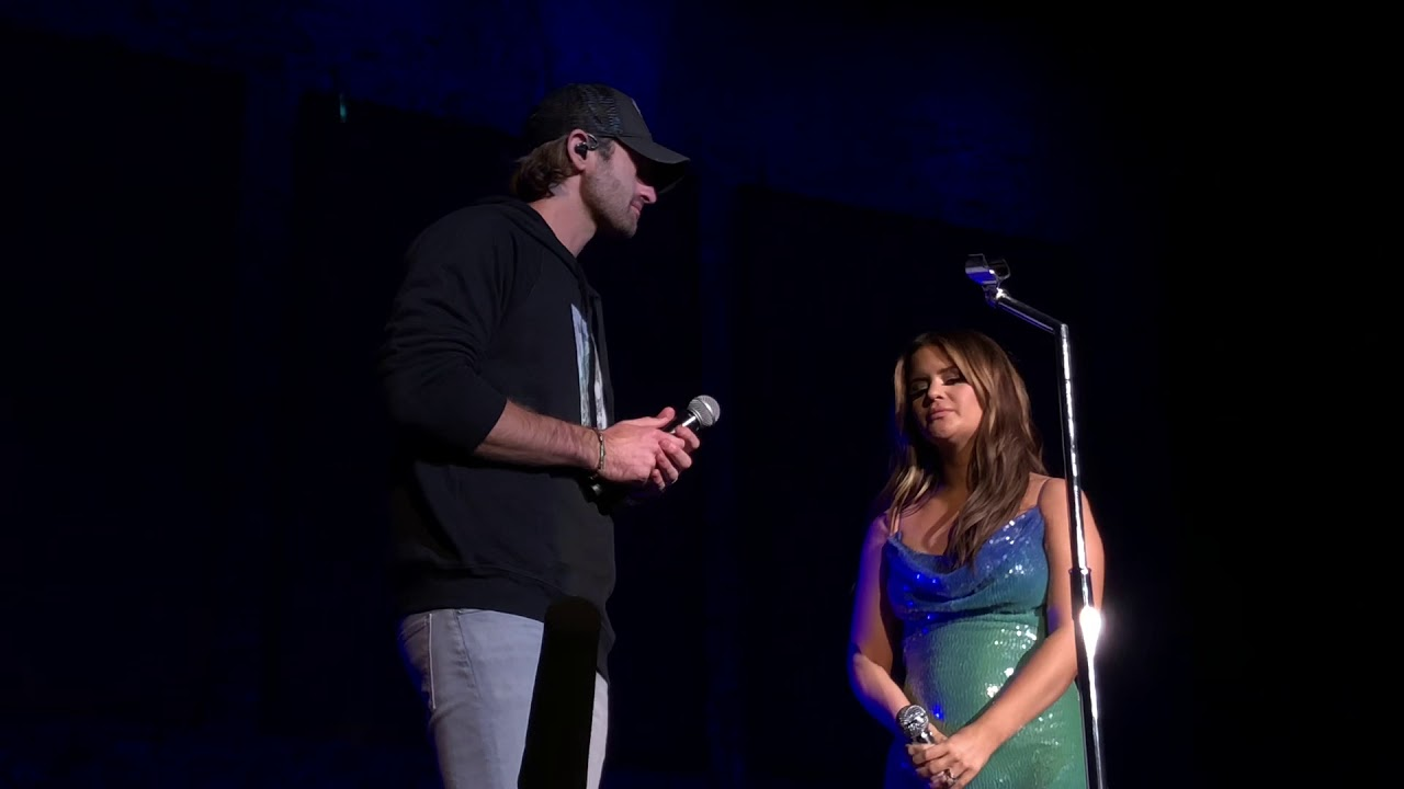 Maren Morris and Ryan Hurd - What Would This World Do (Dedicated to Busbee)