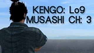 Let's Play Kengo: Legend of the 9 (Part 3)