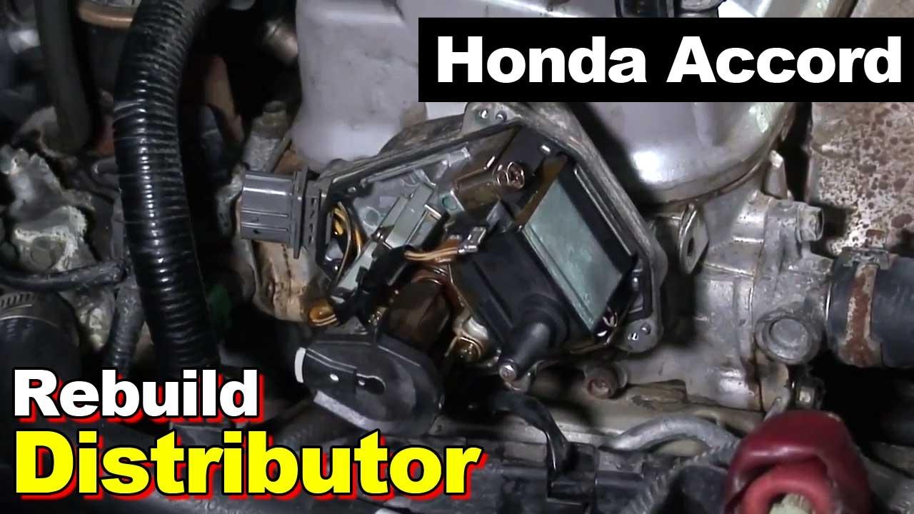 1996 Honda Accord Distributor Wiring Diagram 2002 Honda Accord Oil Leak Inside Distributor Replace