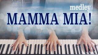 🎵맘마미아 메들리 - 4hands piano