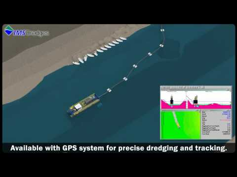 Dredging 7012 HP Dredge Animation - Dredge Video - Dredge Applications and  Dredger Projects