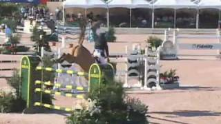 Kent Farrington and Up Chiqui win at Wellington