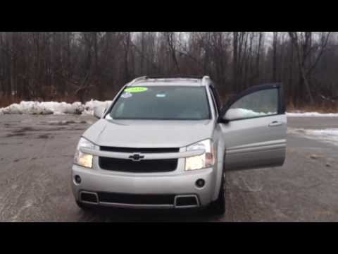 2008 Chevrolet Equinox Sport AWD - Schafer Chevrolet