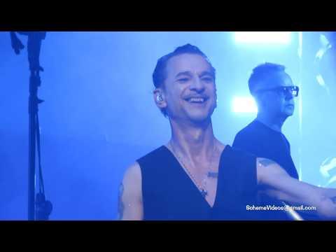 Depeche Mode - EVERYTHING COUNTS - Moda Center, Portland - 10/23/17
