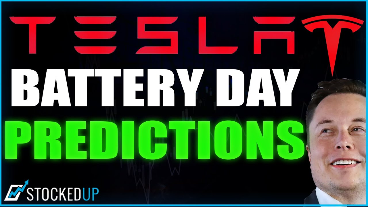 4 Questions Going Into Tesla's Battery Day