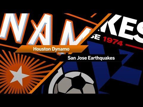 Highlights: Houston Dynamo vs. San Jose Earthquakes   August 12, 2017