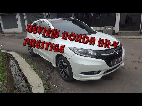 Review Honda HRV Prestige Tahun 2016