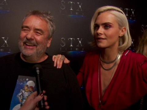Luc Besson's dream project coming to theaters