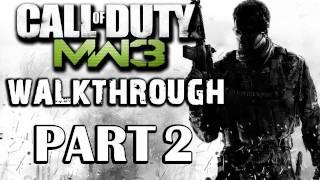 SPOILERS! Hunter Killer - Call of Duty: Modern Warfare 3 Walkthrough Part 2