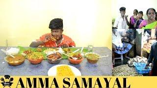 Special Birthday cooking vlog full Non veg menu different Non Veg Recipes in Tamil Amma samayal