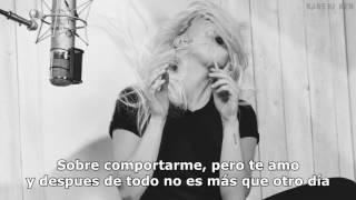 Lady Gaga - Just Another Day (Subtitulado al Español)