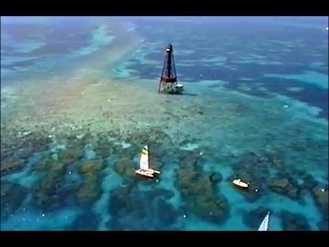 KeysDiveGuide Vol.12-Marathon(Part 2) / The Barge / North America (1842) / Sombrero Lighthouse