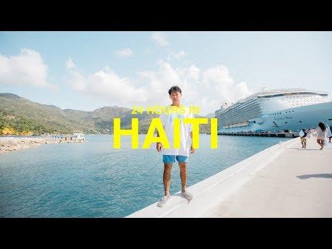 24 HOURS IN HAITI