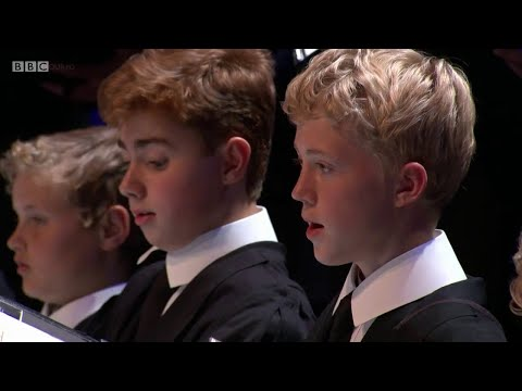 "Choir of King's College, Cambrigde ""Cantique de Jean Racine"" Gabriel Fauré (London 17.07.2016)"
