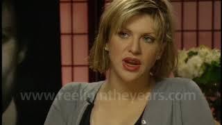Courtney Love Interview 1997 (People vs. Larry Flynt) Brian Linehan's City Lights