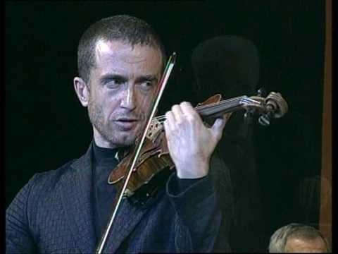 Sarasate -  Zigeunerweisen -Tedi Papavrami, violin