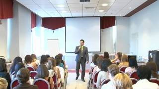 Семинар Дениса Байгужина (1 часть)