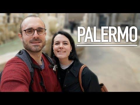 Palermo capital de Sicilia - Vlog en Italia