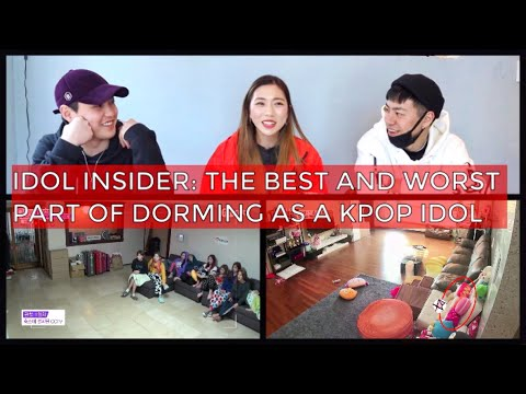 STORYTIME: The Best and Worst Part of dorming as a Kpop Idol | IDOL INSIDER 🔍