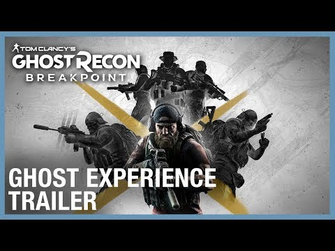 Tom Clancy's Ghost Recon Breakpoint: Ghost Experience Trailer   Ubisoft [NA]
