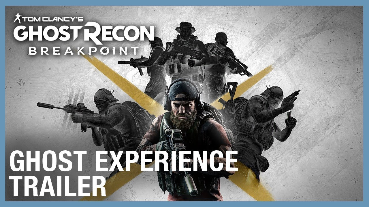 Tom Clancy's Ghost Recon Breakpoint: Ghost Experience Trailer | Ubisoft