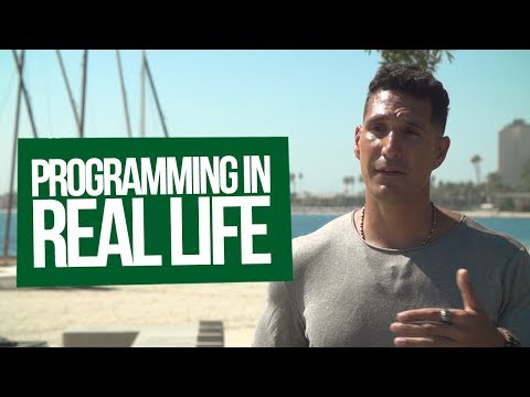 How To Apply Programming Concepts In Real Life?