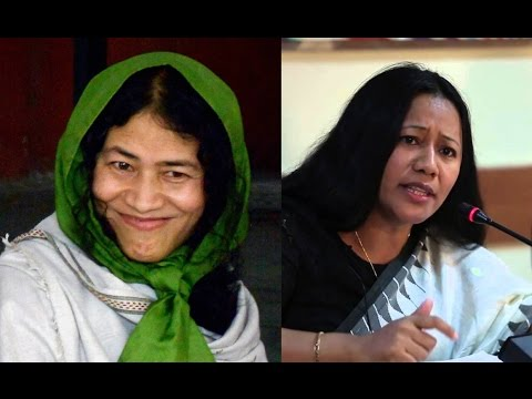 Irom Sharmila Election Bid - What Really Happened? Binalakshmi Nerpam