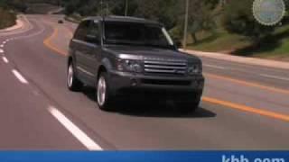 2009 Range Rover Sport Review - Kelley Blue Book